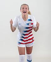 2018 U-20 WNT Photos - Poses - New Uniforms, May 09, 2018