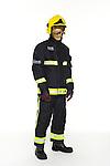The latest London Fire Brigade uniform