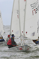 20th SPA Regatta - Medemblik.26-30 May 2004..Copyright free image for editorial use. Please credit Peter Bentley..