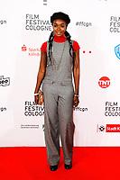 Karmela Shako bei der Verleihung der Film Festival Cologne Awards 2017 auf dem 27. Film Festival Cologne im Börsensaal der IHK. Köln, 06.10.2017