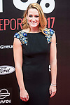 Mireia Belmonte attends to photocall of 50th anniversary sport newspaper As in Madrid, Spain. December 04, 2017. (ALTERPHOTOS/Borja B.Hojas)