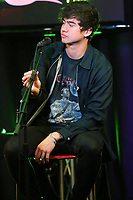 BALA CYNWYD, PA - APRIL 9: 5 Seconds Of Summer pictured visiting Q 102 performance studio in Bala Cynwyd, Pa on April 9, 2018 <br /> CAP/MPI09<br /> &copy;MPI09/Capital Pictures