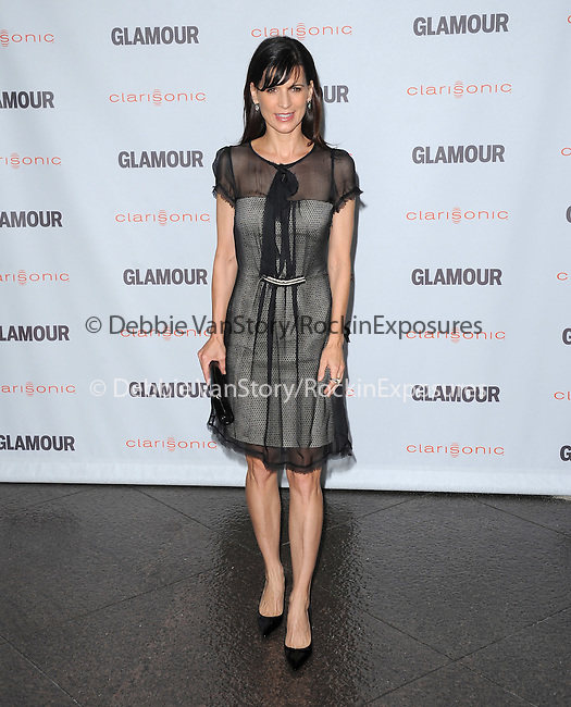 Perrey Reeves at The Glamour Reel Moments held at The Directors Guild of America in West Hollywood, California on October 24,2011                                                                               © 2011 Hollywood Press Agency
