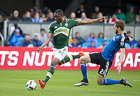 San Jose Earthquakes vs Portland Timbers, March 13, 2016