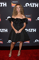 "LOS ANGELES - FEB 20:  Leona Lewis at ""The Oath"" Season 2 Screening Event  at the Paloma on February 20, 2019 in Hollywood, CA"
