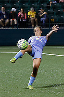 Rochester, NY - Friday July 01, 2016: Amanda Da Costa during a regular season National Women's Soccer League (NWSL) match between the Western New York Flash and the Chicago Red Stars at Rochester Rhinos Stadium.