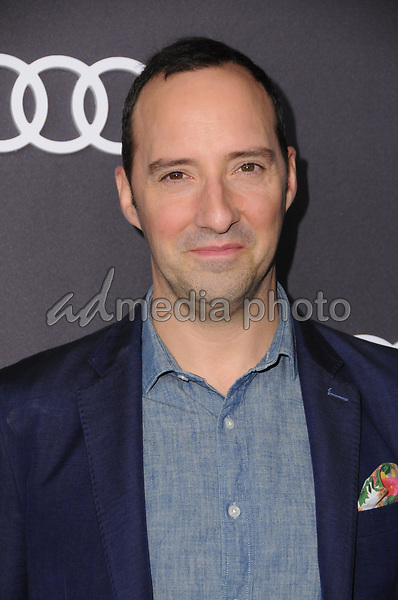 13 September  2017 - Hollywood, California - Tony Hale. Audi Celebrates the 69th Emmys held at The Highlight Room in Hollywood. Photo Credit: Birdie Thompson/AdMedia