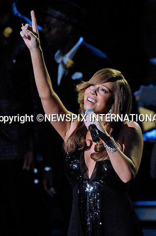 "MARIAH CAREY .Michael Jackson Memorial, Staples Center, Los Angeles_07/07/2009.Mandatory Photo Credit: ©MJP/Newspix International..**ALL FEES PAYABLE TO: ""NEWSPIX INTERNATIONAL""**..PHOTO CREDIT MANDATORY!!: NEWSPIX INTERNATIONAL(Failure to credit will incur a surcharge of 100% of reproduction fees)..IMMEDIATE CONFIRMATION OF USAGE REQUIRED:.Newspix International, 31 Chinnery Hill, Bishop's Stortford, ENGLAND CM23 3PS.Tel:+441279 324672  ; Fax: +441279656877.Mobile:  0777568 1153.e-mail: info@newspixinternational.co.uk"