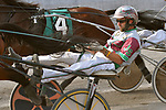 Harness racing at the Lycoming County Fair