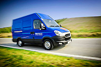 New Iveco Daily test drive