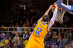 League ACB-ENDESA 2017/2018 - Game: 12.<br /> FC Barcelona Lassa vs Herbalife Gran Canaria: 77-88.<br /> Ondrej Balvin.