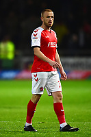 Fleetwood Town's Paddy Madden looks on<br /> <br /> Photographer Richard Martin-Roberts/CameraSport<br /> <br /> The EFL Sky Bet League One - Fleetwood Town v Coventry City - Tuesday 27th November 2018 - Highbury Stadium - Fleetwood<br /> <br /> World Copyright &not;&copy; 2018 CameraSport. All rights reserved. 43 Linden Ave. Countesthorpe. Leicester. England. LE8 5PG - Tel: +44 (0) 116 277 4147 - admin@camerasport.com - www.camerasport.com