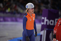 OLYMPIC GAMES: PYEONGCHANG: 24-02-2018, Gangneung Oval, Long Track, Mass Start Men, Koen Verweij (NED), ©photo Martin de Jong