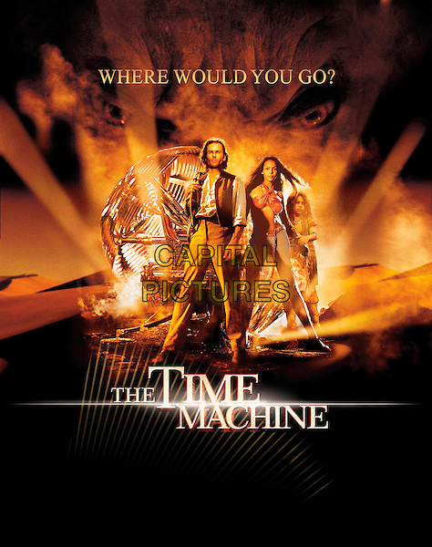 POSTER ART.in The Time Machine.Ref: FB.www.capitalpictures.com.sales@capitalpictures.com.Supplied By Capital Pictures..