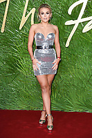 Tallia Storm at the British Fashion Awards 2017 at the Royal Albert Hall, London, UK. <br /> 04 December  2017<br /> Picture: Steve Vas/Featureflash/SilverHub 0208 004 5359 sales@silverhubmedia.com