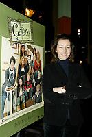 Montreal (Qc) CANADA - December 2007 file photo-<br /> Ren&eacute;e-Claude Brazeau,<br /> launch of La galere (TV) DVD.<br /> Alliance Vivafilm, Productions RCB inc.,et Cirrus ont lanc&eacute; mercredi 5 d&eacute;cembre le coffret DVD de la premiZre saison de la s&eacute;rie &laquo; La GalZre C, diffus&eacute;e sur les ondes de Radio-Canada. Ont particip&eacute; ? ce lancement : lOauteure Ren&eacute;e-Claude Brazeau, la r&eacute;alisatrice Sophie Lorain, et la plupart des com&eacute;diennes et com&eacute;diens dont Anne Casabonne, H&eacute;lZne Florent, Brigitte Lafleur et GeneviZvre Rochette.<br /> <br /> photo (c) Pierre Roussel- Images Distribution