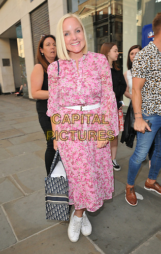 """Kerry Ellis at the """"Waitress"""" cast change media night, Adelphi Theatre, The Strand, London, England, UK, on Tuesday 02nd July 2019.<br /> CAP/CAN<br /> ©CAN/Capital Pictures"""