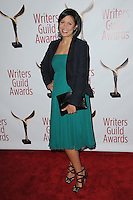 www.acepixs.com<br /> February 19, 2017  New York City<br /> <br /> Alex Wagner attending the 69th Writers Guild Awards New York Ceremony at Edison Ballroom on February 19, 2017 in New York City.<br /> <br /> Credit: Kristin Callahan/ACE Pictures<br /> <br /> <br /> Tel: 646 769 0430<br /> Email: info@acepixs.com