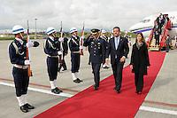 Presidente Fernández llega a Colombia donde agotará agenda oficial