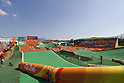 General view, <br /> AUGUST 17, 2016 - Cycling : <br /> Men's BMX Seeding Run <br /> at Olympic BMX Centre <br /> during the Rio 2016 Olympic Games in Rio de Janeiro, Brazil. <br /> (Photo by Yusuke Nakanishi/AFLO SPORT)