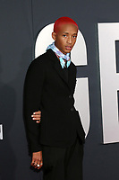 """LOS ANGELES - OCT 6:  Jaden Smith at the """"Gemini"""" Premiere at the TCL Chinese Theater IMAX on October 6, 2019 in Los Angeles, CA"""