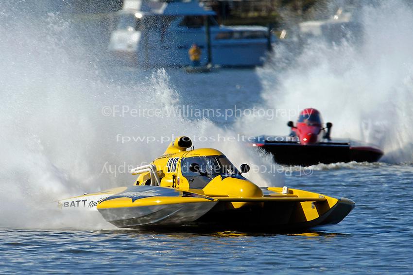 "Tom Thompson, E-816 ""Batt Boat"" (5 Litre class hydroplane(s)"