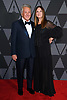 12.11.2017; Hollywood, USA: DUSTIN AND LISA HOFFMAN<br /> attend the Academy&rsquo;s 2017 Annual Governors Awards in The Ray Dolby Ballroom at Hollywood &amp; Highland Center, Hollywood<br /> Mandatory Photo Credit: &copy;AMPAS/Newspix International<br /> <br /> IMMEDIATE CONFIRMATION OF USAGE REQUIRED:<br /> Newspix International, 31 Chinnery Hill, Bishop's Stortford, ENGLAND CM23 3PS<br /> Tel:+441279 324672  ; Fax: +441279656877<br /> Mobile:  07775681153<br /> e-mail: info@newspixinternational.co.uk<br /> Usage Implies Acceptance of Our Terms &amp; Conditions<br /> Please refer to usage terms. All Fees Payable To Newspix International
