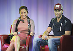 Jennifer Lopez and Enrique Iglesias  and Atlantico Rum celebrate the upcoming Enrique Iglesias, Jennifer Lopez and Wisin & Yandel Tour at Boulevard3 on April 30, 2012 in Hollywood, California.  in Hollywood, California on April 30,2012                                                                               © 2012 Debbie VanStory / Hollywood Press Agency