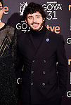 Javier Pereira attends to the 2017 Goya Awards Candidates Cocktail at Ritz Hotel in Madrid, Spain. January 12, 2017. (ALTERPHOTOS/BorjaB.Hojas)