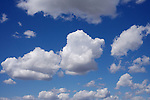 USA, California, San Diego, Clouds