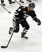 Jacob Bryson (PC - 18) - The Harvard University Crimson defeated the Providence College Friars 3-0 in their NCAA East regional semi-final on Friday, March 24, 2017, at Dunkin' Donuts Center in Providence, Rhode Island.