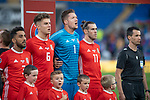 Cardiff - UK - 6th September :<br />Wales v Azerbaijan European Championship 2020 qualifier at Cardiff City Stadium.<br /><br />Editorial use only
