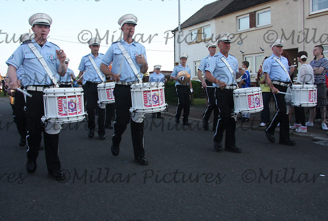 Pride of the Grange Volunteers Flute Band