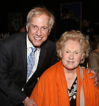 Tammy Grimes and David Lewis attends the '12th Annual Love N' Courage' celebrating David Amram and Tammy Grimes at The Players Club on March 2,, 2015 in New York City.