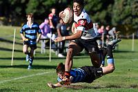 20180419 College Rugby - Scots College v Wanganui Collegiate School