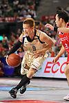 Naoto Kosuge (Golden Kings), MAY 22nd, 2011 - Basketball : bj-league 2010-2011 Season Playoff Final4, Final Match between Hamamatsu Higashimikawa Phoenix 82-68 Ryukyu Golden Kings at Ariake Coliseum, Tokyo, Japan. (Photo by Yusuke Nakanishi/AFLO SPORT/bj-league) [1090]