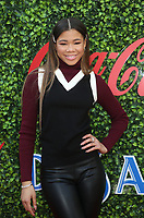 4 January 2020 - Beverly Hills, California - Storm Reid. the 7th Annual Gold Meets Golden Brunch  held at Virginia Robinson Gardens and Estate. Photo Credit: FS/AdMedia