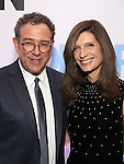 Michael Greif and Stacey Mindi attends the Broadway Opening Night After Party for 'Dear Evan Hansen'  at The Pierre Hotel on December 3, 2016 in New York City.