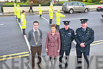 Junior School Warden Programme: Due to the retirement of a school warden at Scoil Realta na Madna, Listowel  a team of Junior school warden are in training and start on Monday next.<br />