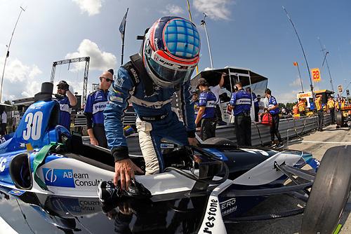 Takaum Sato, Rahal Letterman Lanigan Racing Honda
