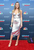 12 March 2018 - Pasadena, California - Heidi Klum. America&rsquo;s Got Talent Red Carpet Kickoff held at The Pasadena Civic Auditorium. <br /> CAP/ADM/FS<br /> &copy;FS/ADM/Capital Pictures