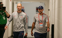 WASHINGTON D.C. - OCTOBER 11: Gregg Berhalter of the United States during warm ups prior to their Nations League game versus Cuba at Audi Field, on October 11, 2019 in Washington D.C.