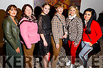Ready for the catwalk,  all wearing Pamela Scott outfits at the San Rita Wellness Fashion evening in the Rose Hotel on Friday.<br /> L to r: Nora O'Sullivan, Maura O'Donnell, Elisabetta Inselmini, Marie Maher, Denise O'Connor and Nicola O'Sullivan.