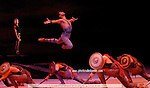 BALLET DU THEATRE BOLCHOI..SPARTACUS PROGRAMME 3..Auteur : GIOVANOLI Raffaello..Choregraphie : GRIGOROVITCH Iouri..Orchestre : Orchestre Colonne..Decor : VIRSALADZE Simon..Costumes : VIRSALADZE Simon..Avec :..ACOSTA Carlos..Lieu : Opera Garnier..Ville : Paris..Le : 18 01 2008....© Laurent Paillier Agence Enguerand....