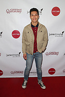 """LOS ANGELES, CA - NOVEMBER 7: Michael Blake Kruse, at Premiere of Lifetime's """"Christmas Harmony"""" at Harmony Gold Theatre in Los Angeles, California on November 7, 2018. Credit: Faye Sadou/MediaPunch"""