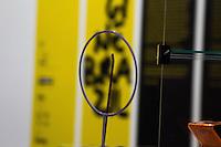 """SÃO PAULO,SP,02.04.2015- INSTITUTO TOMIE OHTAKE/""""IMAGINE BRAZIL""""-Imagine Brazil chega este mês ao Instituto Tomie Ohtake e reúne 14 jovens artistas emergentes. Inspirados por trabalhos conceituais, eles têm utilizado diversos meios para manifestar sua arte, como pinturas, esculturas, instalações, fotografias, vídeos e música.A curadoria da mostra é composta por:O crítico, Hans Ulrich Obrist;o diretor do Museu Astrup Fearnly em Oslo) Gunnar Kvaran e o diretor do Museu de Arte Contemporânea de Lyon e da Bienal de Lyon Thierry Raspail.De 13/03 a 03/05 das 11 às 20 horas.Instituto Tomie Ohtake,região oeste da cidade de São Paulo na noite dessa quinta-feira,02.(FOTO:KEVIN DAVID/BRAZIL PHOTO PRESS)."""