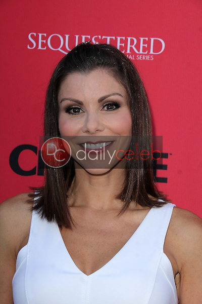 Heather Dubrow<br />