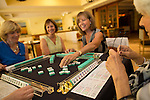 Living in Los Altos: Mahjong Group