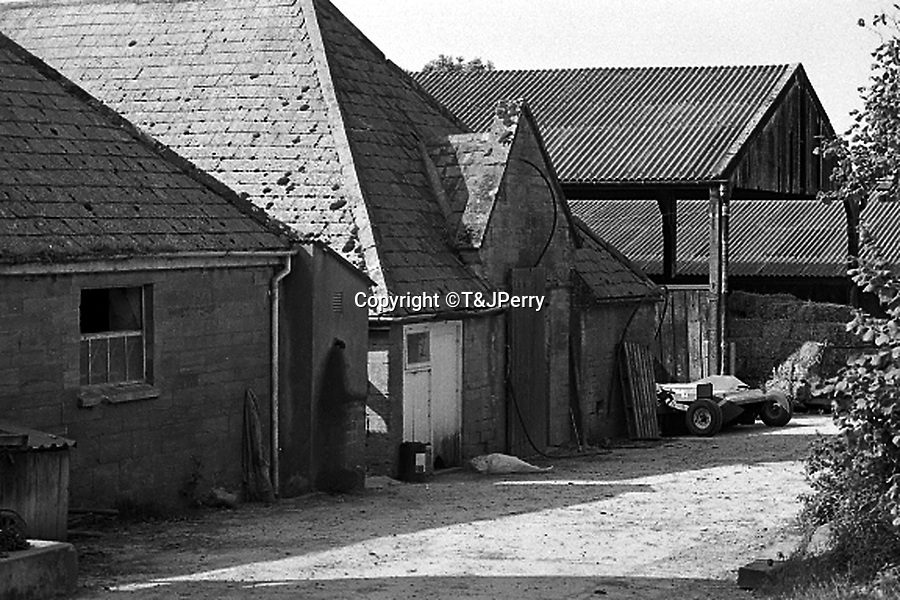 BNPS.co.uk (01202 558833)<br /> Pic: T&JPerry/BNPS<br /> <br /> Manor Barton Farm closed in 1986.<br /> <br /> The little changed Somerset village of Chiselborough whose residents have pieced together their history in photographs.<br /> <br /> A rural village's community has painstakingly put together its social history over the last 40 years, which is now going on display.<br /> <br /> Tony and June Perry first started collecting images of Chiselborough, in south Somerset, 40 years ago for the project which celebrates the village's people, traditions and buildings.<br /> <br /> Dozens of villagers have helped the couple compile 600 photos which are finally going to be shown in a new exhibition.<br /> <br /> The images, which date back to the 1860s, highlight many notable events in Chiselborough's history including the fire of 1890 which saw the pub burn down.<br /> <br /> Other photos show the silver jubilee party of 1935, a school fancy dress day in 1954 and the renovation of the village's 12th century church in 1971.<br /> <br /> Situated on the River Parrett, Chiselborough is five miles west of Yeovil and has a population of just 275 people.