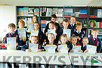 Scriobh Leabhar annual awards for Kerry schools at The Education Centre, Drumtacker on Monday. Pictured Ardfert NS